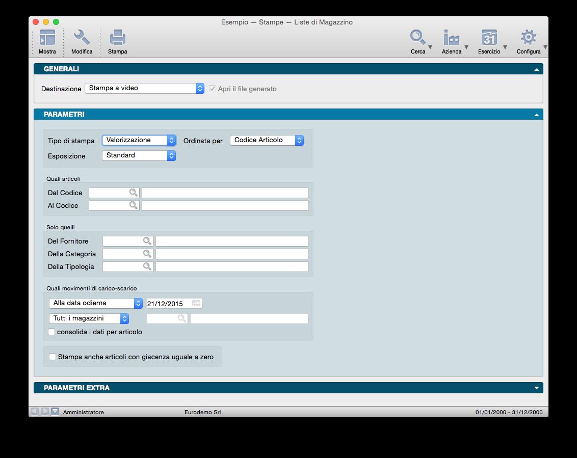 Software gestione magazzino il programma semplice e veloce for Semplice software di progettazione di mobili