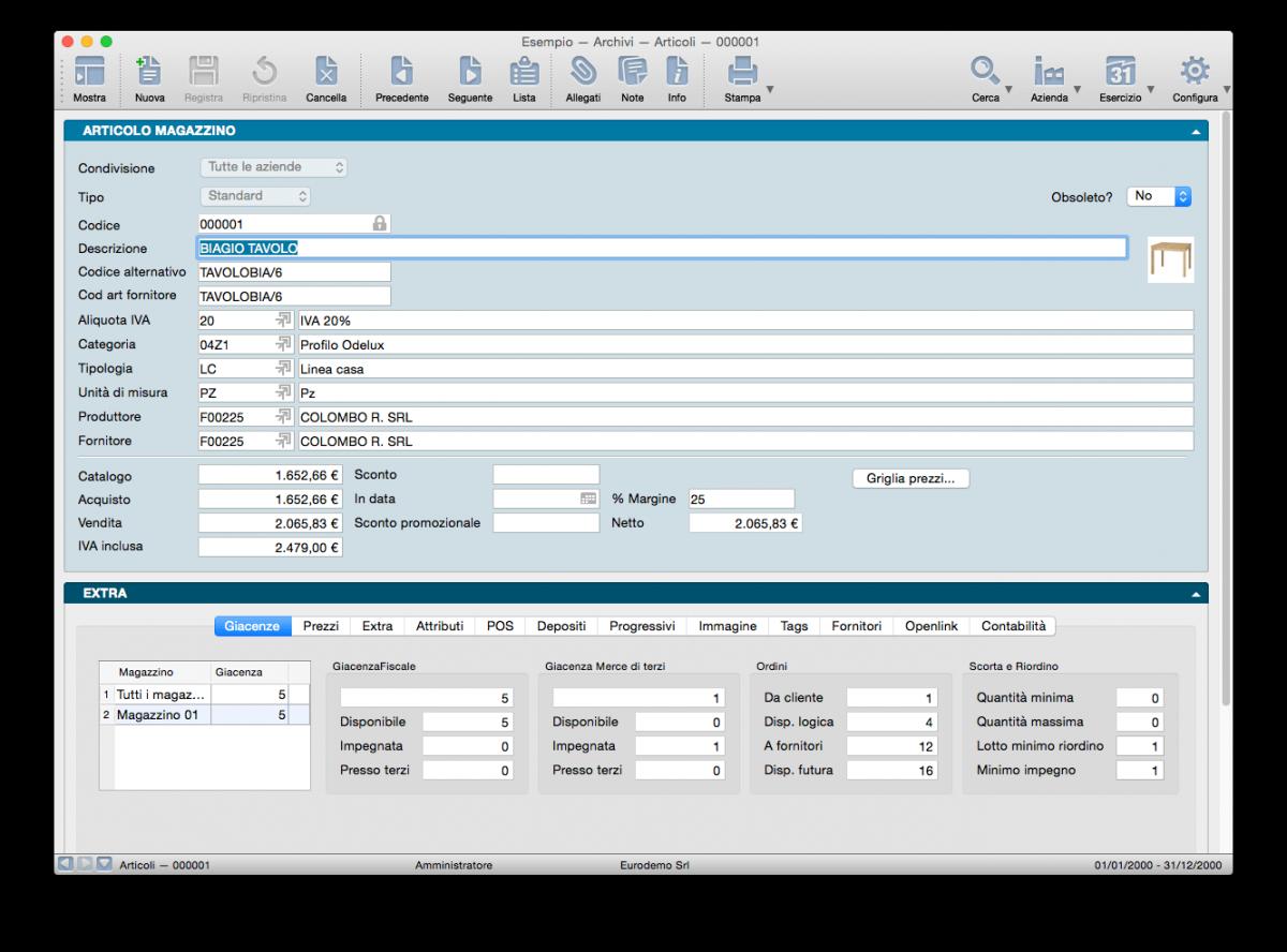 Software Gestione Magazzino  il programma semplice e veloce af51da6e706